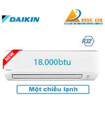 Điều hòa Daikin FTC50NV1V 18.000BTU 1 chiều gas 32