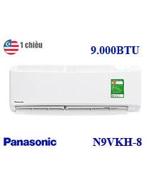 Điều hòa Panasonic CU/CS-N9VKH-8 9.000BTU 1 chiều thường