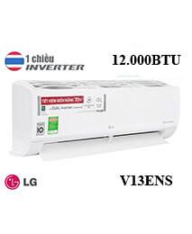 Điều hòa LG V13ENS 12.000btu 1 chiều inverter gas 32