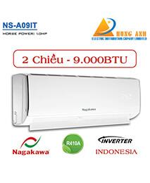 Điều hòa Nagakawa NS-A09IT 9.000btu 2 chiều inverter