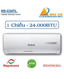 Điều hòa Nagakawa NS-C24TL 24.000btu 1 chiều INVERTER