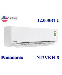 Điều hòa Panasonic CU/CS-N12VKH-8 12.000BTU 1 chiều