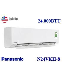 Điều hòa Panasonic CU/CS-N24VKH-8 24.000BTU 1 chiều