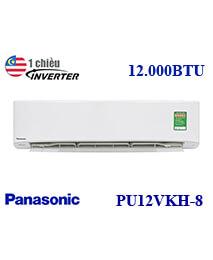 Điều hòa Panasonic PU12VKH-8 12.000btu 1 chiều inverter
