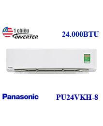 Điều hòa Panasonic PU24VKH-8 24.000btu 1 chiều inverter