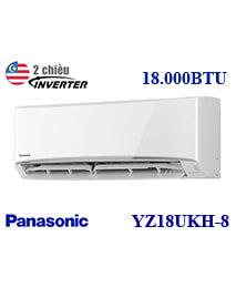 Điều hòa Panasonic CU/CS-YZ18UKH-8 18.000btu 2 chiều inverter gas 32