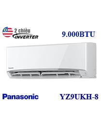 Điều hòa Panasonic CU/CS-YZ9UKH-8 9.000btu 2 chiều inverter gas 32
