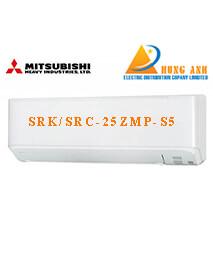 Điều hòa Mitsubishi Heavy SRK/SRC-25ZMP-S5 9.000btu 2 chiều inverter gas 410