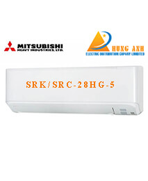 Điều hòa Mitsubishi SRK/SRC-28HG-5 9.000btu 2 chiều inverter