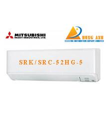 Điều hòa Mitsubishi SRK/SRC-52HG-5 18.000btu 2 chiều inverter
