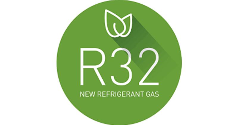 Điều hòa Daikin Inverter 2 chiều 24000 BTU FTHF71RVMV Sử dụng Gas R- 32 làm lạnh sâu