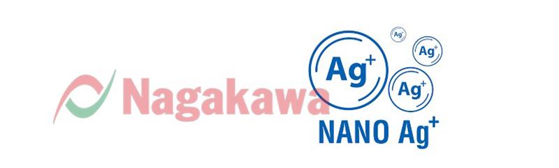 Điều hòa Nagakawa Inverter 2 chiều 24000 BTU NS-A24TL Nagakawa độc đáo với công nghệ kháng khuẩn Nano Ag+