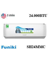 Điều hòa Funiki SH24MMC 24.000btu 2 chiều GA R410