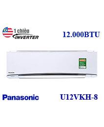 Điều hòa Panasonic CU/CS-U12VKH-8 12.000BTU 1 chiều Inverter gas 32