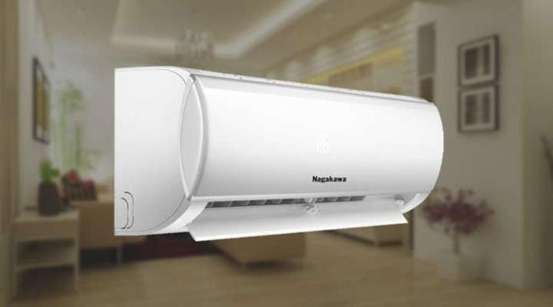 Điều hòa NS-C12R1M05 thuộc dòng điều hòa giá rẻ với thiết kế của máy trang nhã
