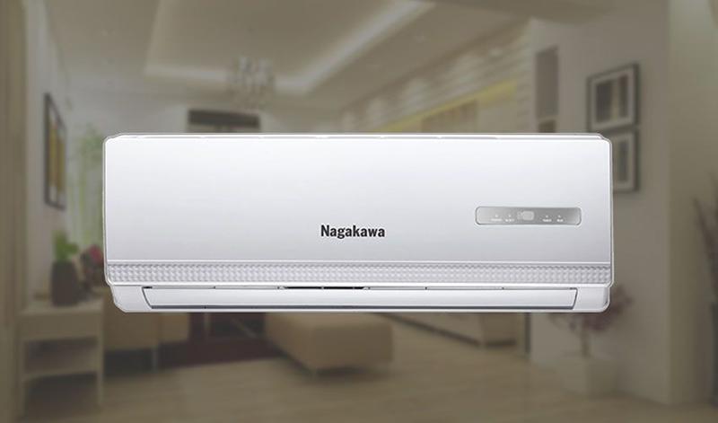 Điều hòa Nagakawa 1 chiều 9000 BTU NS-C09TL Công suất làm lạnh 9000 BTU phù hợp để làm mát những không gian nhỏ có diện tích từ dưới 15m2.