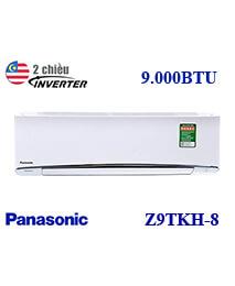 Điều hòa Panasonic CU/CS-Z9TKH-8 9.000BTU 2 chiều Inverter gas 32