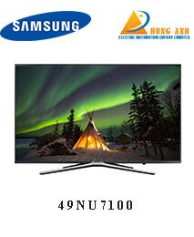 Smart Tivi Samsung 49 inch 49NU7100, 4K UHD, HDR