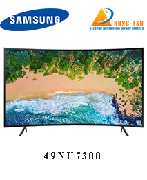 Smart Tivi Cong Samsung 49 inch 49NU7300, 4K UHD, HDR