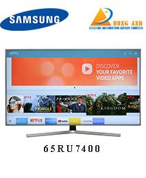 Smart Tivi Samsung 4k 65 inch 65RU7400 UHD