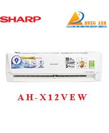 Điều hòa 1 chiều Inverter Sharp AH-X12VEW 12.000BTU