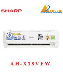 Điều hòa 1 chiều Inverter Sharp AH-X18VEW 18.000BTU