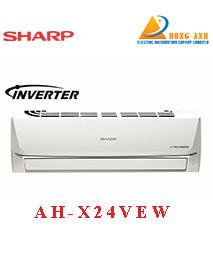 Điều hòa 1 chiều Inverter Sharp AH-X24VEW 21.300BTU