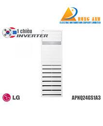 Điều hòa Tủ đứng LG 1 chiều APNQ24GS1A3/ APUQ24GS1A3