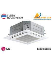 Máy lạnh âm trần LG ATNQ18GPLE6/ ATUQ18GPLE6 inverter R410