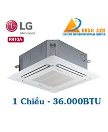 Điều hòa âm trần LG 36.000BTU inverter 1 chiều ATNQ36GNLE6/ATUQ36GNLE6