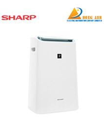 Máy lọc không khí kết hợp hút ẩm Sharp DW-E16FA-W