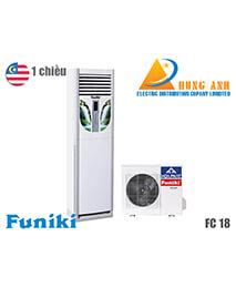 Điều Hòa Tủ Đứng 1 Chiều Funiki FC18 18.000BTU