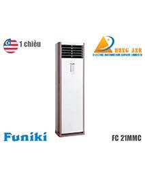 Điều hòa tủ đứng Funiki 21000BTU 1 chiều FC 21MMC