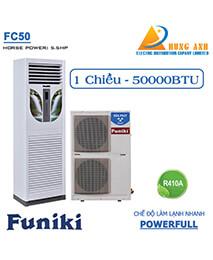 Điều hòa tủ đứng Funiki 1 chiều 50.000BTU FC50