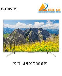 Smart Tivi Sony 49 inch KD-49X7000F 4K Ultra HD
