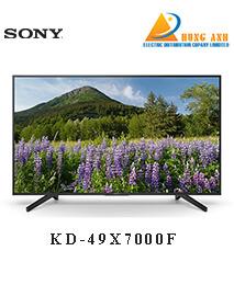Smart Tivi Sony 49 inch KD-49X7000F 4K HDR, MXR 200