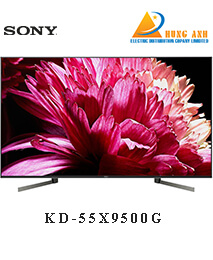 Smart Tivi Sony 55 inch KD-55X9500G, 4K HDR, Android TV