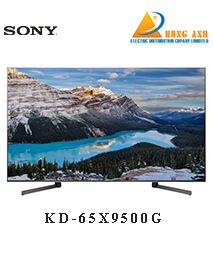 Smart Tivi Sony 65 inch KD-65X9500G, 4K HDR, Android TV