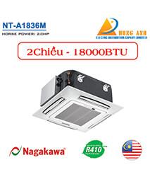 Điều hòa âm trần Nagakawa 18000BTU 2 chiều NT-A1836M