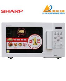 Lò vi sóng Sharp R-678VN(S) 20 Lít