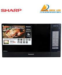 Lò vi sóng nướng kép đối lưu nhiệt Sharp R-900VN(S) 26L (Màu bạc)