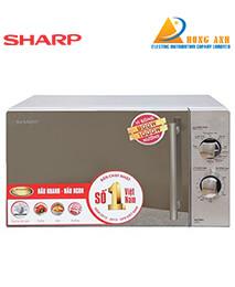 Lò vi sóng có nướng Sharp R-G227VN-M 20 Lít