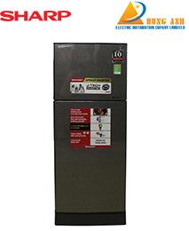 Tủ lạnh Sharp SJ-X201E-SL, 196 Lít, 2 cánh, J-Tech Inverter
