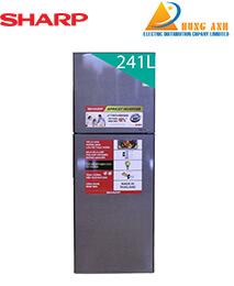 Tủ lạnh Sharp SJ-X281E-DS - 271 Lít