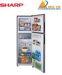 Tủ lạnh SHARP SJ-XP435PG-BR 428Lít Inverter