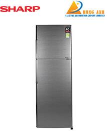 Tủ lạnh Sharp SJ-X346E-SL - 342 Lít Inverter