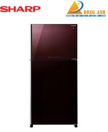 Tủ lạnh Sharp SJ-XP595PG-BR 595 lít