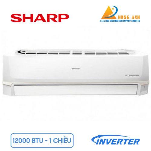 dieu-hoa-sharp-inverter-1-chieu-12000-btu-ah-x12vew-chinh-hang