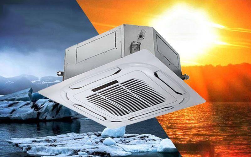 Nagakawa NT-A5036M là loại điều hòa 2 chiều lạnh/sưởi