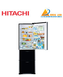 Tủ lạnh Hitachi R-SG37BPG 3 cánh 365 lít